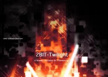 Abstract Twilight