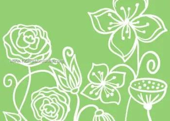 Flower Brushes Adobe