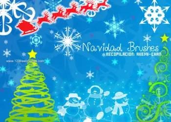 Christmas Tree – Snowflake – Snowman