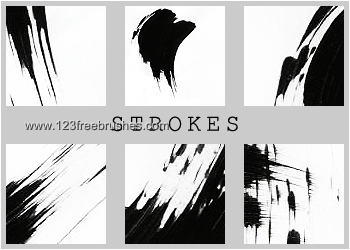 Paint Strokes 41