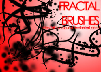 Hq Abstract Brushes