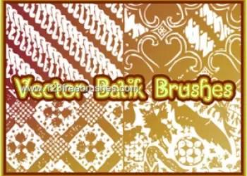 Batik Ornaments