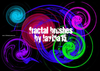 Swirls Fractal