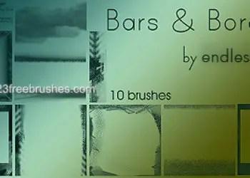 Grunge Bars and Borders