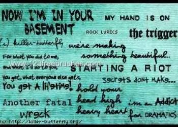 Rock Lyrics