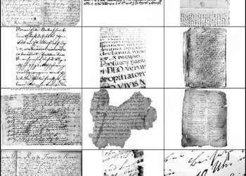 Handwriting / Manuscript Brushes Photoshop