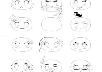 Mochi Characters