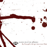 Blood Splatter 5
