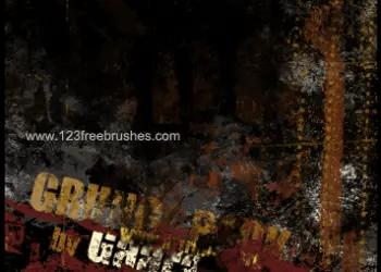 Grunge Texture Set 23