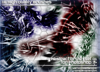 Extremely Abstract Brushes