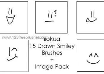 Drawn Smiley