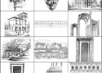 Architectural Photoshop Brushes Free