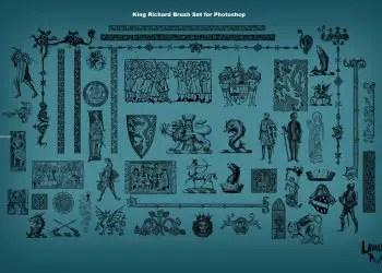 Royal Arms of England King Richard