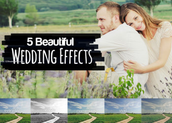 Wedding Photography Photoshop Actions