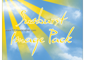Sunburst Image Pack