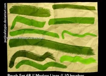 Marker Lines