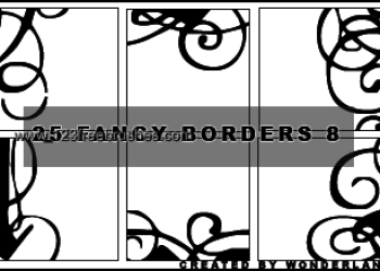 Fancy Corner Borders 3