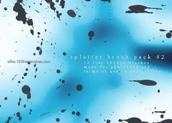 Ink Splatter Paint 15