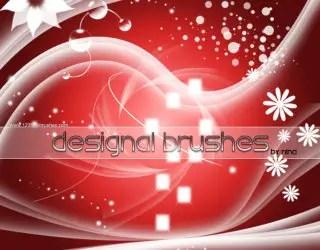 Fractal Brushes Photoshop Cs4