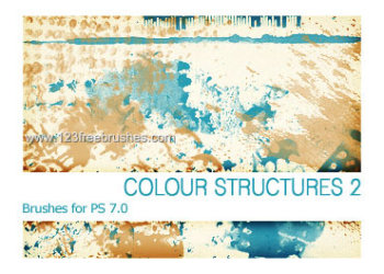 Grunge Colour Structures