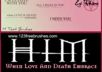 When Love and Death Embrace Lyrics