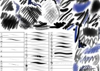 Ink Splat 19