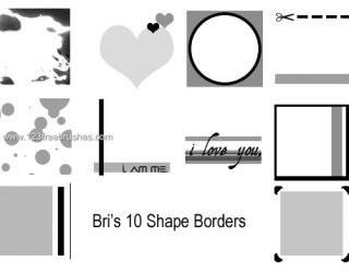 Shape Borders