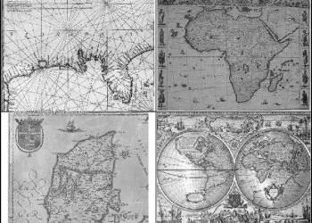 Old Map Brush – Globe Brushes Photoshop
