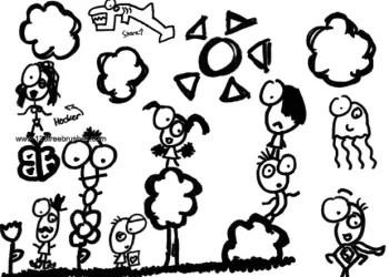 Handmade Doodle 10