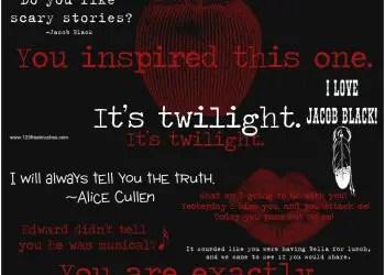 Twilight Text