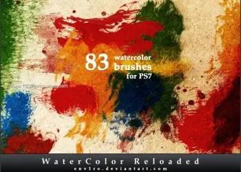 Watercolor Paint 13