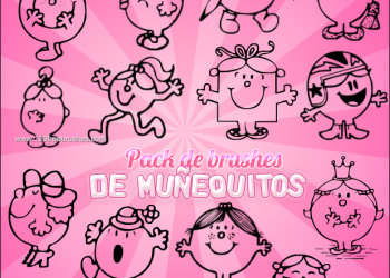 Munequitos Cartoon