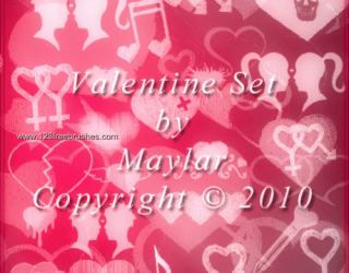 Valentine Day Lovers – Hearts