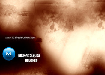 Grunge Clouds