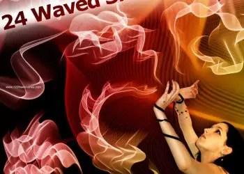 Waved Silk