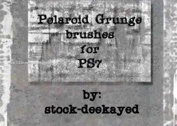 Polaroid Grunge
