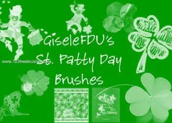 St. Patrick's Day Clover – Leprechaun