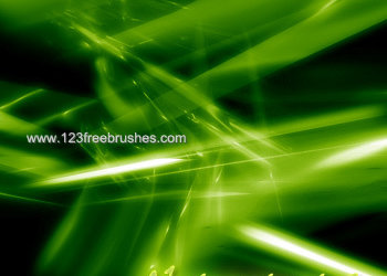 Abstract Fractal Green