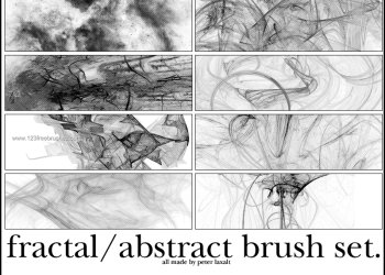 Abstract Brushes Abr