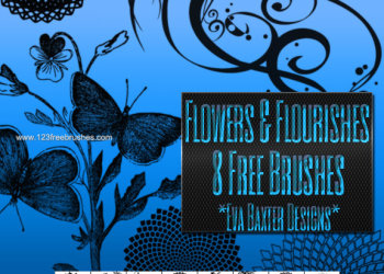 Flowers and Flourishes