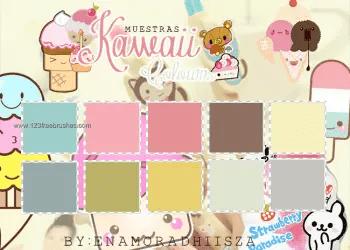 Kawaii Colours