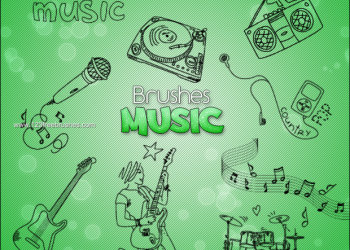 Guitar – Drums – Microphone