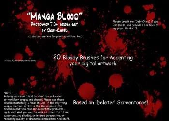 Manga Blood