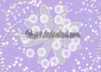 Glitters and Flowers
