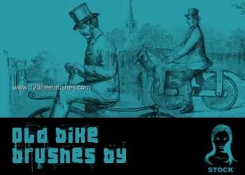 Old Bike Drawings