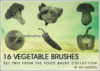 Food Collection – Vegetable
