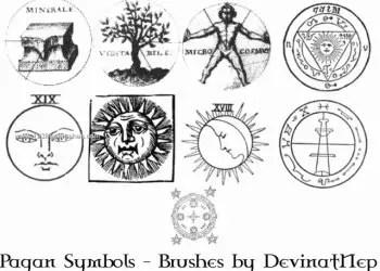 Pagan Symbols 4