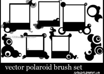 Vector Polaroid