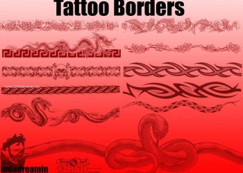 Tattoo Borders