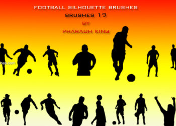 Football Silhouette